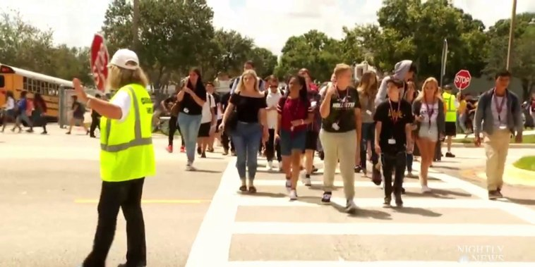 Parkland students return to school amid new security measures
