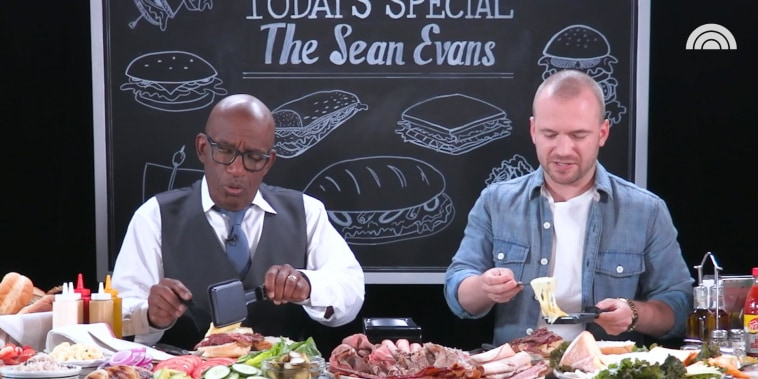 COLD CUTS with Al Roker: Hot Ones' Sean Evans