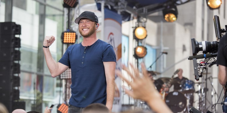 See Cole Swindell sing 'Break Up in the End' live on TODAY