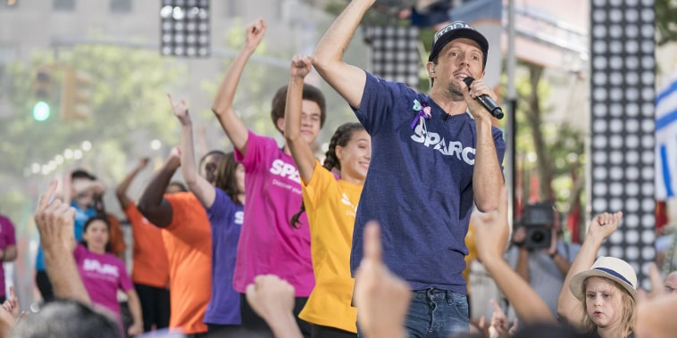 Watch Jason Mraz sing 'Have It All' live on TODAY