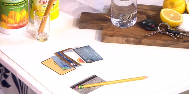 You need to clean your credit card? How to sanitize areas you don't think to clean