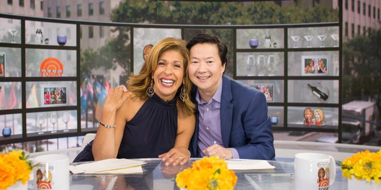 'I've always followed my passion': Ken Jeong talks about leaving medicine for acting