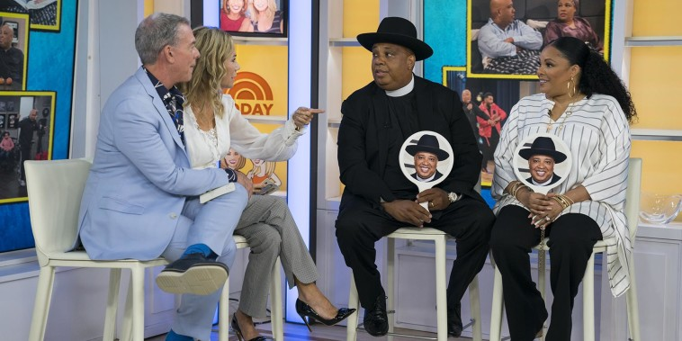 Rev Run and Justine Simmons talk new Netflix comedy, 'All About the Washingtons'