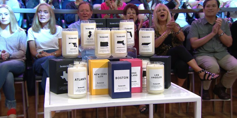 Club MK: Megyn Kelly TODAY audience receives Homesick Candles, gift cards