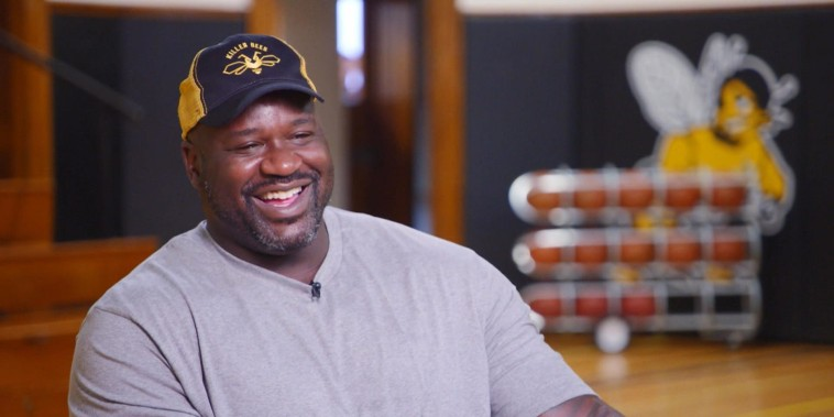 Take a sneak peek at Shaquille O'Neal's inspiring documentary 'Killer Bees'