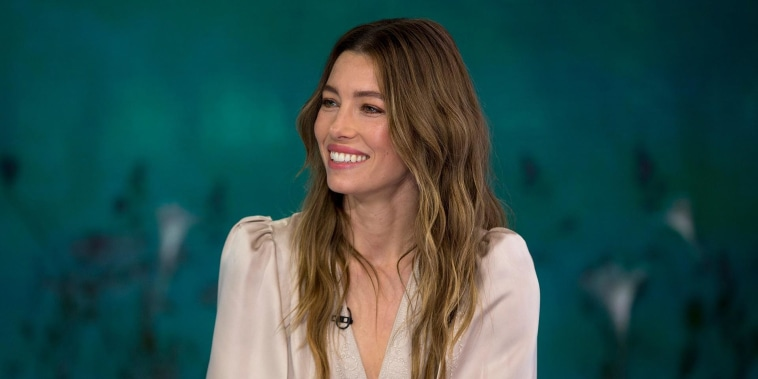 Jessica Biel reveals how she found out about her Emmy nomination