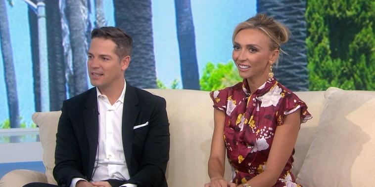 Jason Kennedy and Giuliana Rancic talk about co-hosting E! News as dear friends