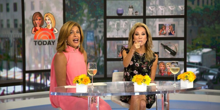 KLG and Hoda play 'Would You Rather' for Choose-Day Tuesday