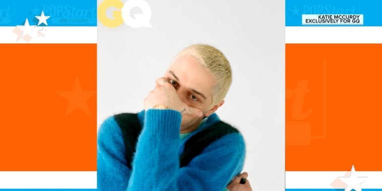 Pete Davidson details engagement to Ariana Grande in GQ