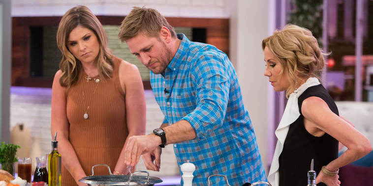 Curtis Stone's mighty hearty and meaty recipes