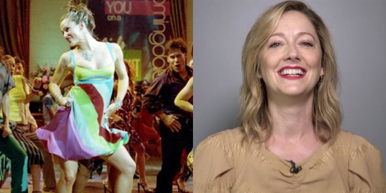 Judy Greer remembers shooting '13 Going on 30' 'Thriller' dance with Jennifer Garner