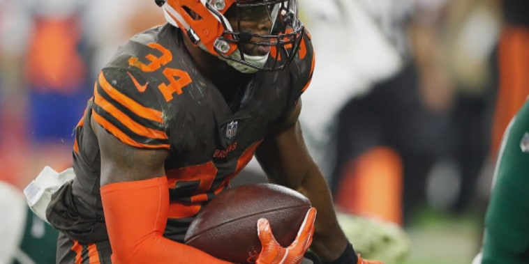 Cleveland Browns end grueling 635-day losing streak