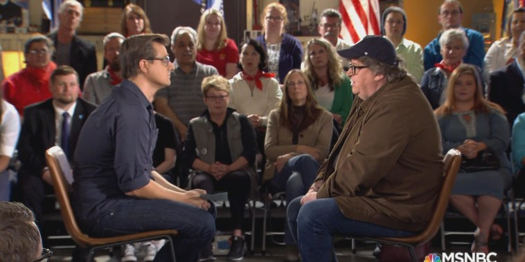 Michael Moore: How the f*** did this happen?