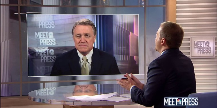 Full Perdue: 'There's no rush here' on Kavanaugh hearings