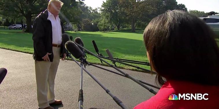 Ultimatum: GOP give Kavanaugh accuser a deadline to speak