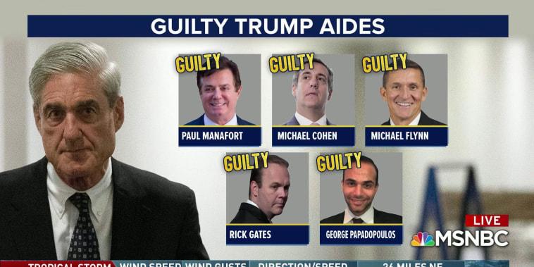 Trump fmr. lawyer: Manafort flip adds to worry about Weissmann