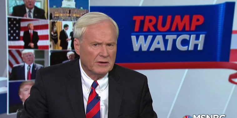 Matthews: The Trumps act like an old royal family