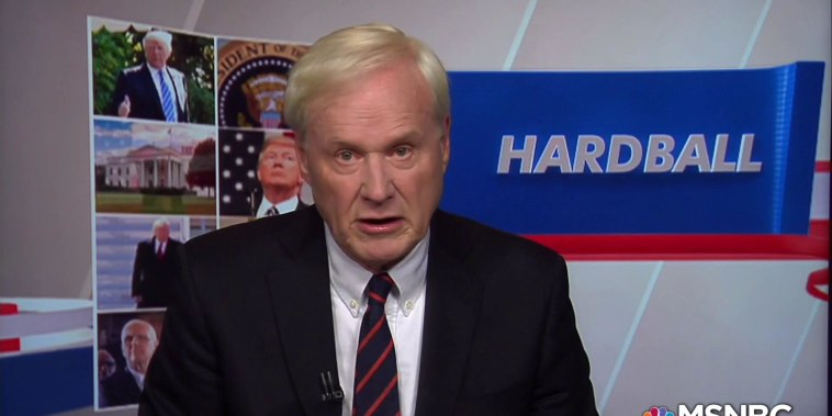 Matthews: Kavanaugh nomination is all about Trump