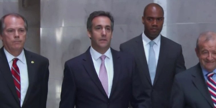 ABC News: Cohen spoke with Mueller probe, was asked about Russia