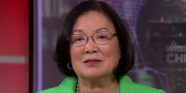 Sen. Hirono: FBI should investigate Kavanaugh allegations
