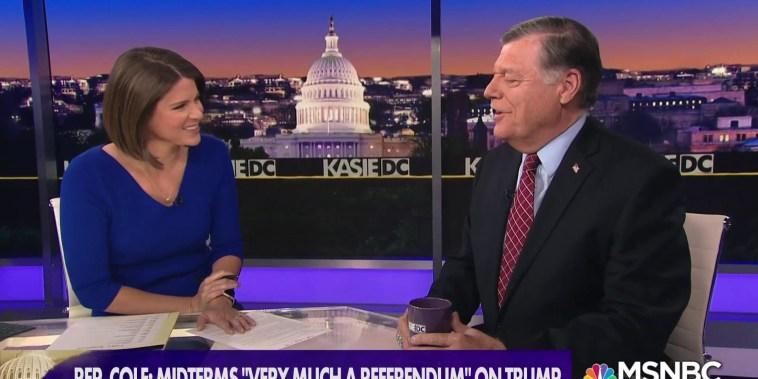 Rep. Cole: Mueller convictions against Trump allies 'disturbing'