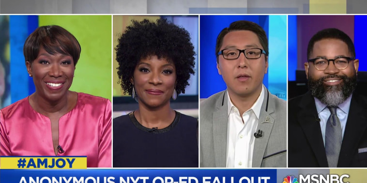 Joy Reid and her panel talk Papadopoulos, Pence and more