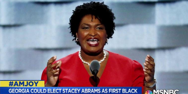 Teresa Tomlinson: Stacey Abrams can smoke Brian Kemp on Nov. 6