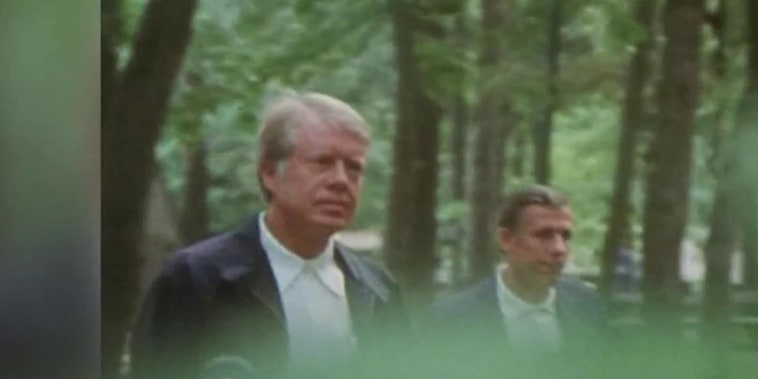 Jimmy Carter reflects on Camp David Accords