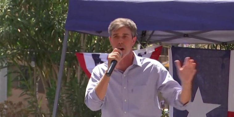 O'Rourke down in Q poll, but can he close the gap?