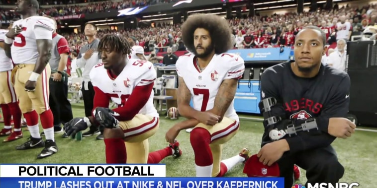 Sports journalists: Kaepernick is the winner