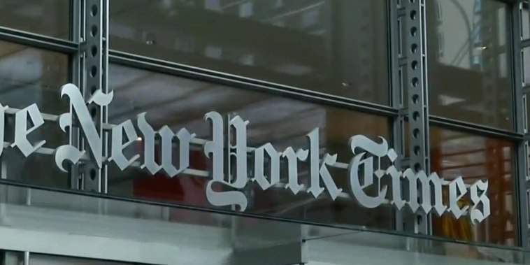What are the ethics behind the anonymous NYT op-ed?