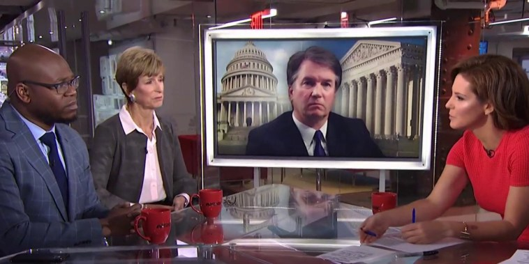 Whitman: All boys don't do what Kavanaugh has been accused of