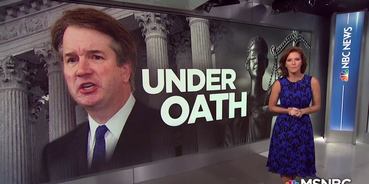 Supreme Court nominee Brett Kavanaugh's confirmation now uncertain
