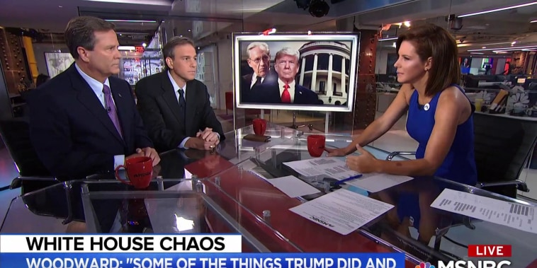 Bob Woodward: Issues in WH have 'not been treated seriously enough'
