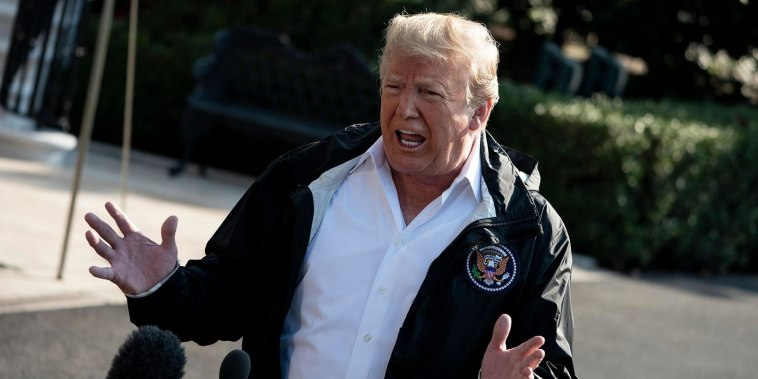 Trump: It would be 'unfortunate' if Kavanaugh accuser doesn't testify