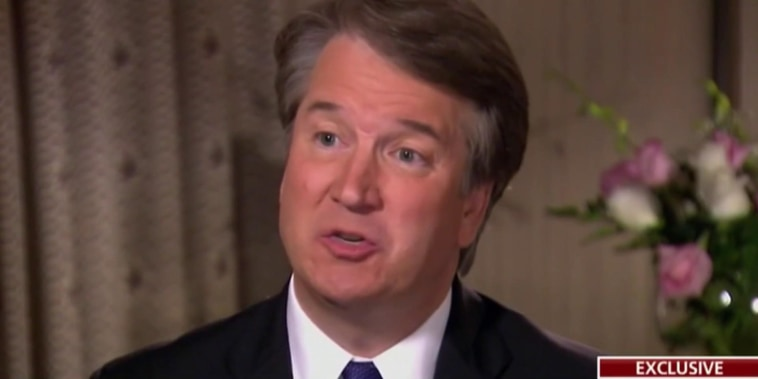 Anita Dunn: Clearly there is a culture Kavanaugh is trying to deny