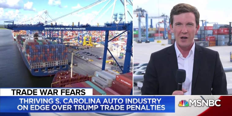 Pump the brakes: SC auto industry jobs hinge on global trade