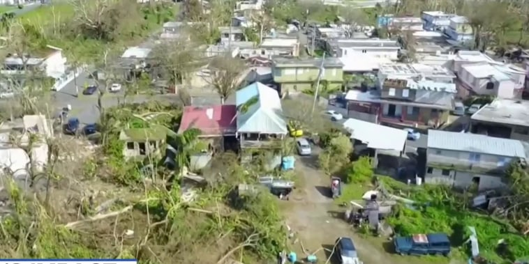 One year after Hurricane Maria, here's where things stand now