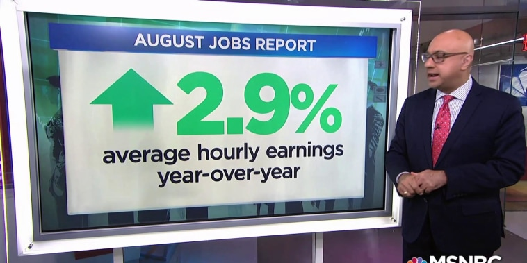 The U.S. added more jobs than expected, but what about wages?