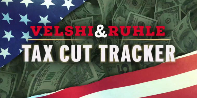 President Trump's tax cut isn't bringing in a 'rush' of cash