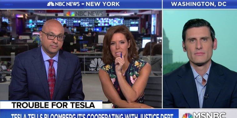 Tesla CEO Elon Musk facing federal criminal investigation