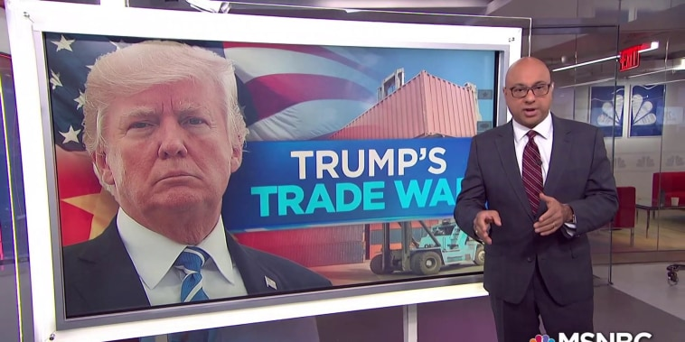 The fate of the U.S. economy at stake because of Trump's trade war
