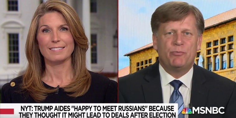 Fmr US Amb. to Russia: Still need more details about Trump's Russia financial ties