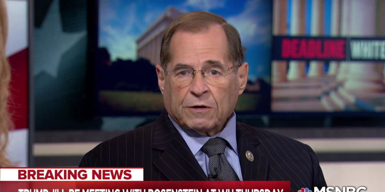 Top Dem on Judiciary Cmte: I am very worried about Mueller probe