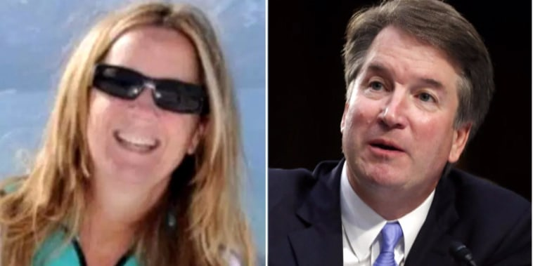 Kavanaugh accuser's counsel: 'We committed to moving forward with an open hearing'