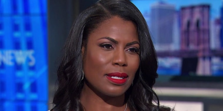 Omarosa: #TFA used among WH staffers for 25th Amendment talk