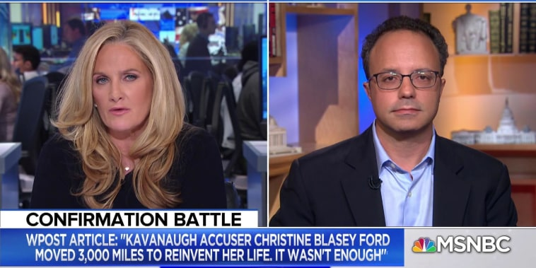The personal struggle behind Dr. Ford's alleged assault