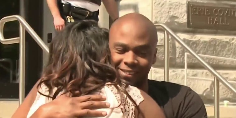 New York man convicted of crime he didn't commit exonerated after nearly 30 years