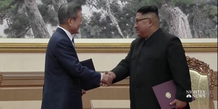 Kim Jong Un pledges to shutter nuclear complex if U.S. takes 'corresponding' measures