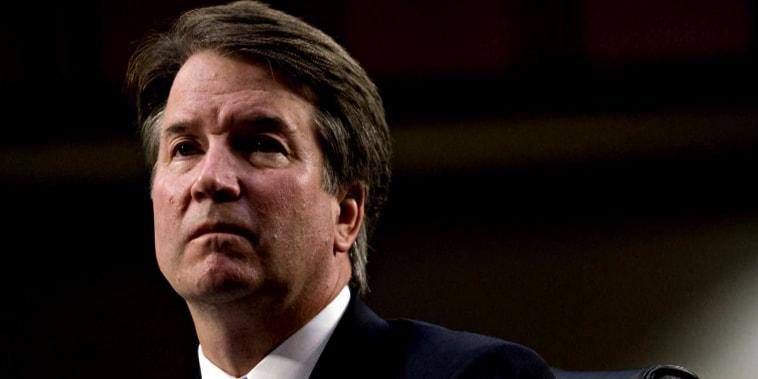 New Kavanaugh accuser comes forward